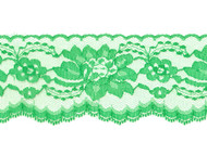 "Green Edge Lace - Stiff - 3"" (GR0300E50)"