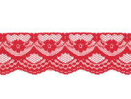 "Red Edge Lace - 2.5"" (RD0212E50)"