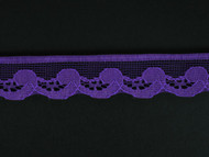 "Violet Edge Lace Trim - 0.75"" (VT0034E02)"