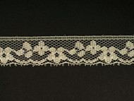 "Ivory Edge Lace Trim - 0.75"" (IV0034E03)"