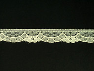 "Ivory Edge Lace Trim - 0.5"" (IV0012E01)"