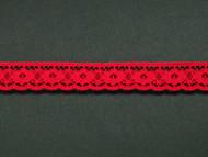 """Red Edge Lace Trim - 0.75"""" (RD0034E02)"""