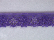 """Violet Edge Lace Trim - 0.625"""" (VT0058E01)"""