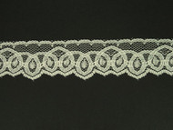 "Ivory Edge Lace Trim - 1.125"" (IV0118E04)"