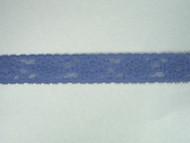 "Md Blue Edge Lace Trim - 1.25"" (MB0114E01)"