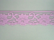"Lilac Edge Lace Trim - 1.875"" (LC0178E01)"