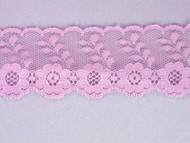 "Lt Mauve Edge Lace Trim - 1.375"" (MV0138E01)"