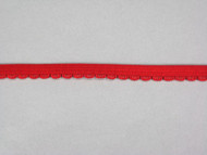 "Red Edge Stretch Lace Trim - 0.375"" (RD0038E01)"