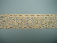 "Peach Edge Lace Trim - 2.5"" (PE0212E02)"