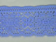 "Sky Blue Edge Lace Trim - 2.5"" (SK0212E01)"