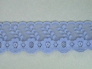 "Sky Blue Edge Lace Trim - 1.375"" (SK0138E01)"