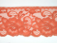 "Burnt Sienna Edge Lace Trim - 2.75"" (SN0234E01)"