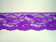 "Lt Purple Edge Lace Trim - 2.625"" (PR0258E01)"