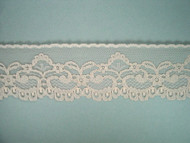 "Beige Edge Lace Trim - 2.875"" (BG0278E01)"