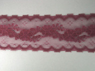 "Plum Edge Lace Trim - 2.5"" (PL0212E01)"