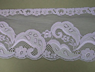 "Lavender Edge Lace Trim - 3.875"" (LV0378E01)"