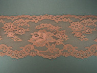 "Cinnamon Edge Lace Trim - 4.25"" (CM0414E01)"