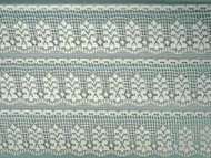 "Ivory Edge Lace Trim - 5.5"" (IV0512E02)"