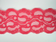 "Md Rose Galloon Lace Trim - 4.25"" (RS0414G01)"