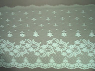"Mint Edge Lace Trim - 8"" (MT0800E01)"