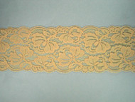 "Nutmeg Galloon Lace Trim - 3.5"" (NM0312G01)"