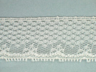 "Ivory Edge Lace Trim - 1.25"" (432 yards) (IV0114E01W)"