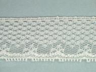 "Ivory Edge Lace Trim - 1.25"" (432 yards) (IV0114E01W)"