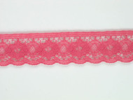 "Md Rose Edge Lace Trim - 0.75"" (350 yards) (RS0034E01W)"