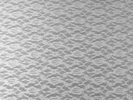 "White Allover Stretch Lace - 60"" (WTAL01)"