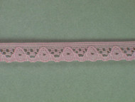 "Lt Lilac Edge Lace Trim - 0.375"" (LC0038E02)"