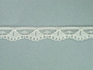 "Ivory Edge Lace Trim - 0.375"" (IV0038E04)"
