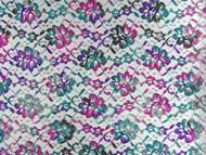 """Multi-color Allover Lace - 58/60"""" (MCAL04)"""
