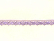 "Lavender Edge Lace Trim - .625"" (LV0058E01)"