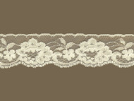 "Ivory Edge Lace Trim w/ Sheen - 2"" (IV0200E04)"