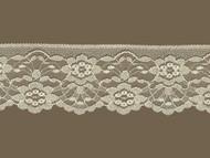 "Ivory Edge Lace Trim - 3"" (IV0300E02)"