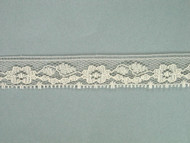 "Ivory Edge Lace Trim - 0.75"" (IV0034E04)"