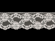 "White Edge Lace Trim - 2.375"" (WT0238E04)"