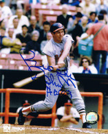 Brooks Robinson Autographed 8x10 Photo #1