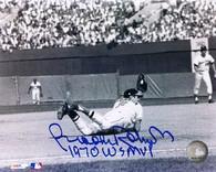 Brooks Robinson Autographed 1970 WS 8x10 Photo