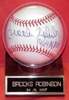Brooks Robinson 1964 American League MVP Baseball