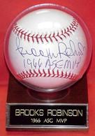 Brooks Robinson 1966 All Star MVP Baseball