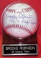 Brooks Robinson All Century Team Baseball