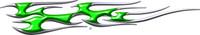 Green B744