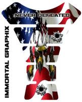 USA Never defeated
