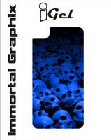 Igel Dirty Skull Blue