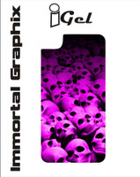 Igel Dirty Skull Dark Pink