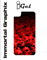 Igel Dirty Skull Red