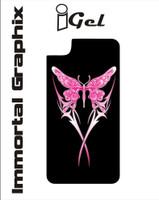 Igel Butterfly Pink Black