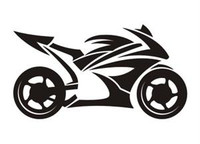 Sportbike Decal Version 3