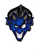 Devil Blue
